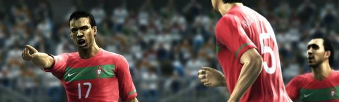 Pro Evolution Soccer 2012 - PSP