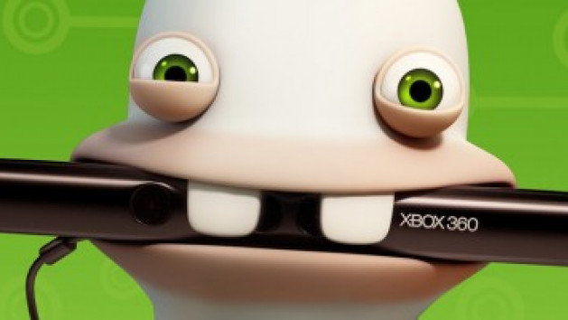 The Lapins Crétins sur Kinect