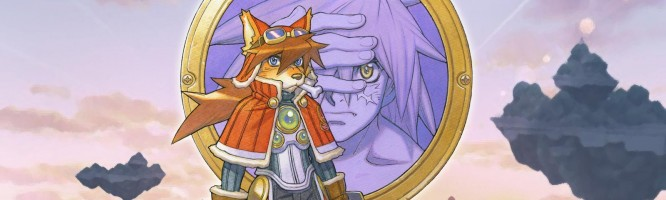 Solatorobo : Red the Hunter - DS