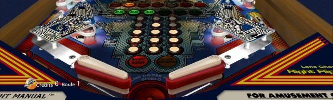 William's Pinball Classics - PS3
