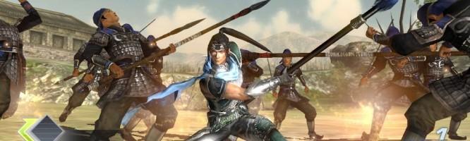 Dynasty Warriors Next - PSVita