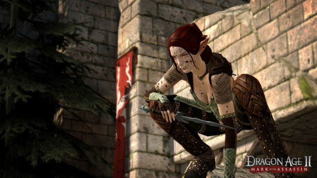Dragon Age II : Mark of the Assassin