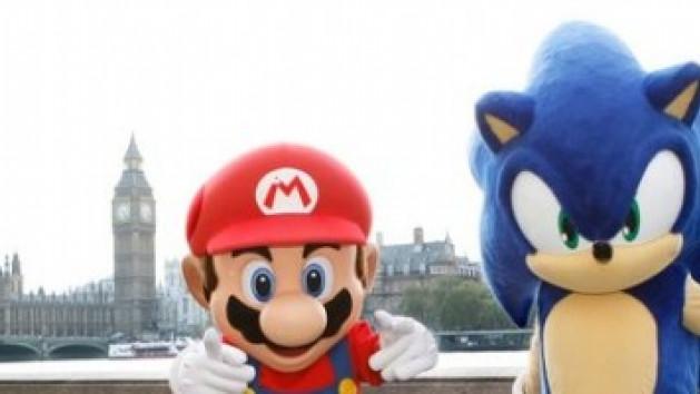 Mario & Sonic aux Jeux Olympiques de Londres 2012 (Wii)