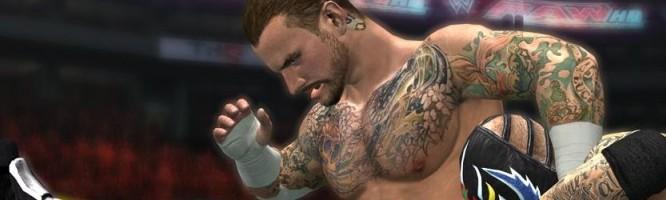 WWE'12 - PS3