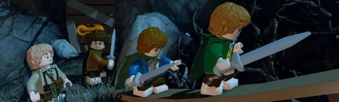 LEGO Le Seigneur des Anneaux - 3DS