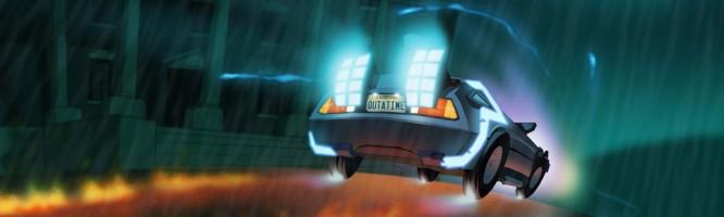 Retour vers le Futur : Le Jeu - Wii