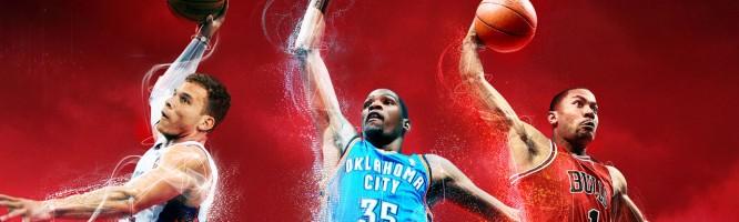 NBA 2K13 - Wii