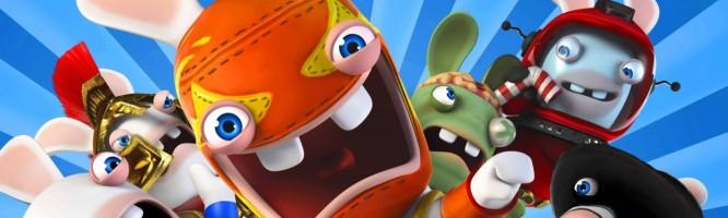 The Lapins Crétins : La Grosse Bagarre - 3DS