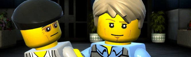 Lego City Undercover : The Chase Begins - 3DS