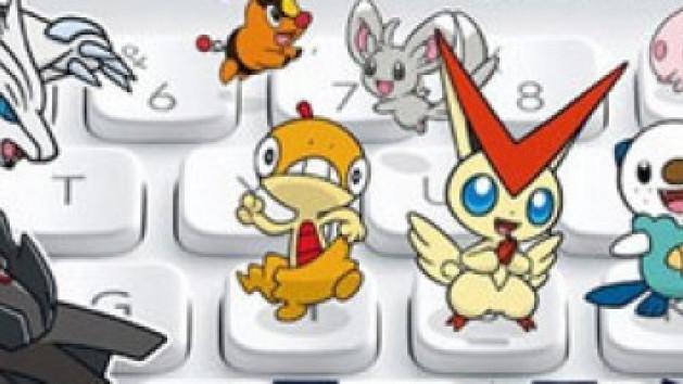 Pokémon : A la conquête du clavier