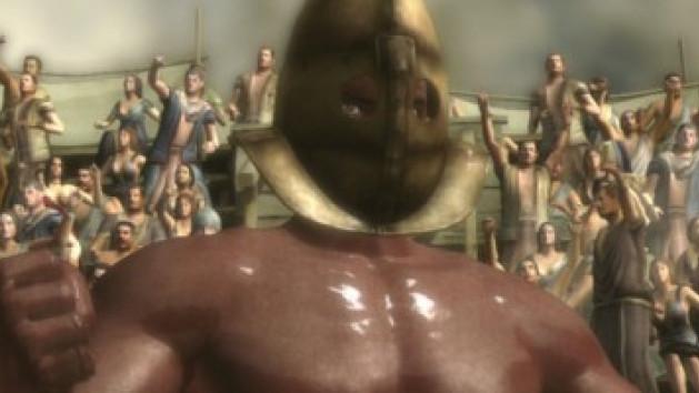 Spartacus Legends (Xbox 360)