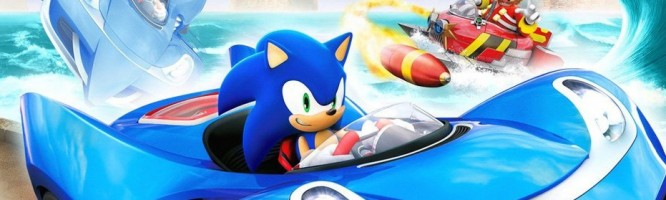 Sonic & All-Stars Racing : Transformed - 3DS