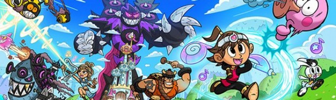 Rhythm Hunter : HarmoKnight - 3DS
