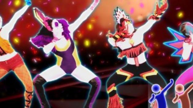 [Test] Just Dance 2014