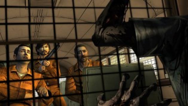 The Walking Dead : 400 days