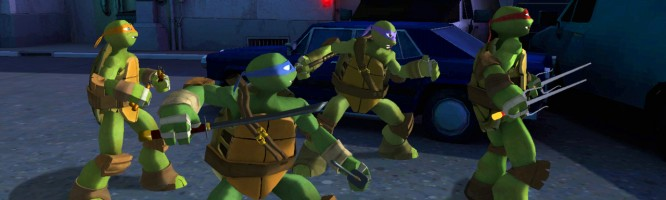 Nickelodeon : Teenage Mutant Ninja Turtles - 3DS