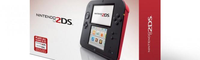 Nintendo 2DS - 3DS