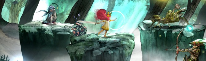 Child of Light - Wii U