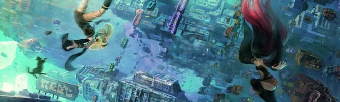 Gravity Rush 2 - PSVita
