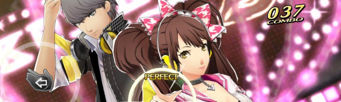 Persona 4 : Dancing All Night - PSVita