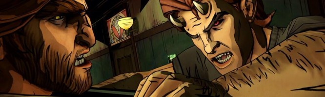 The Wolf Among Us : Episode 2 - Smoke & Mirrors - PS3