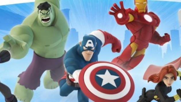 [Test] Disney Infinity 2.0 : Marvel Super Heroes
