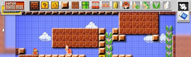 Trailer Super Mario Maker