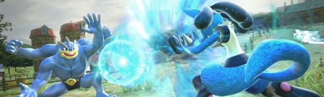 Pokkén Tournament - Wii U
