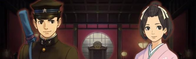 Ace attorney: Dai Gyakuten Saiban - 3DS