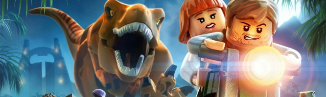 LEGO Jurassic World - Wii U