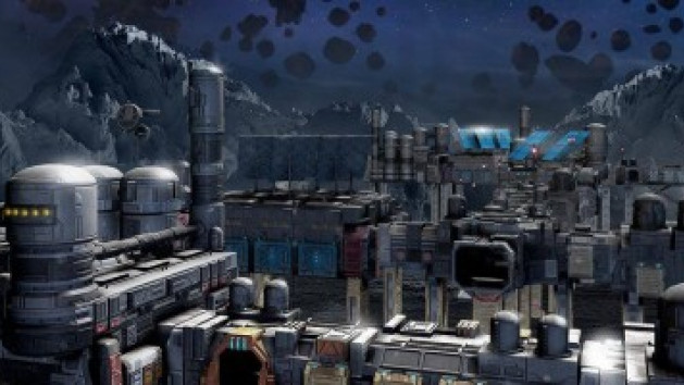 Asteroids : Outpost
