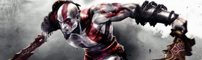 God of War III : Remastered - PS4