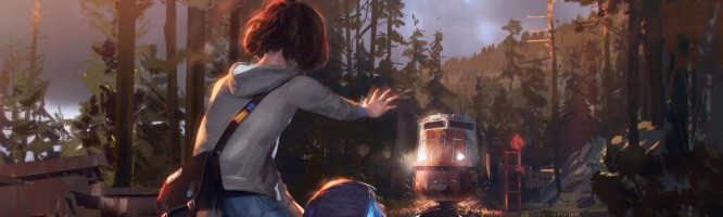 Life is Strange episode 2 : Out of Time - PS4