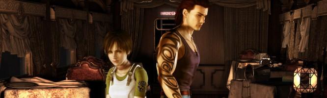 Resident Evil 0 - Xbox 360