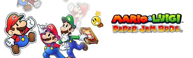Mario & Luigi : Paper Jam Bros. - 3DS