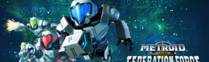 Metroid Prime : Federation Force - 3DS