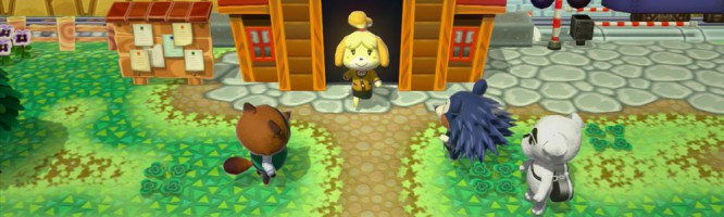 Animal Crossing Amiibo Festival - Wii U