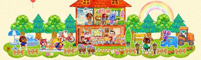 Animal Crossing Happy Home Designer - 3DS