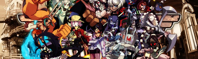 Skullgirls 2nd Encore - PSVita