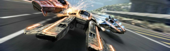 FAST Racing NEO - Wii U