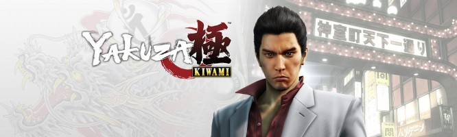 Yakuza Kiwami - PS4