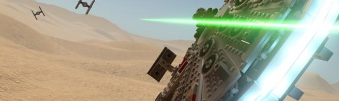 LEGO Star Wars VII : Le Réveil de la Force