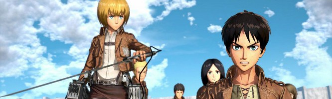 Attack On Titan : Wings of Freedom - Xbox One