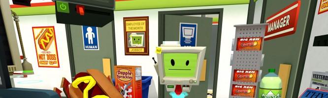 Job Simulator - PS4