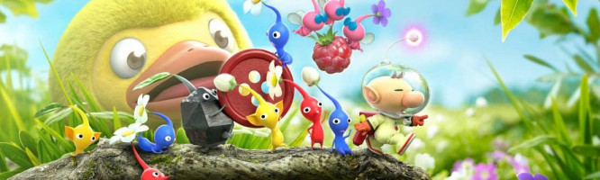 Hey! PIKMIN - 3DS