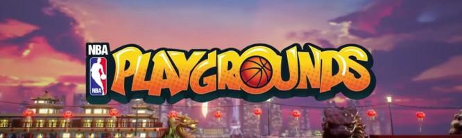 NBA Playgrounds - Nintendo Switch