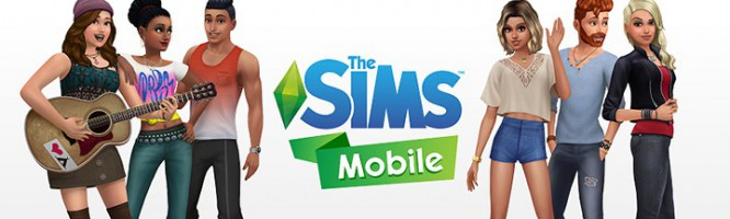Les Sims Mobile - IOS