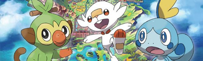 Pokémon Bouclier - Nintendo Switch