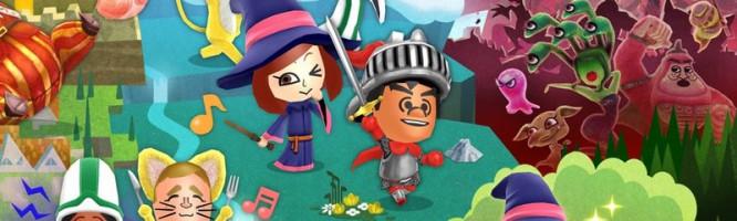 Miitopia - 3DS