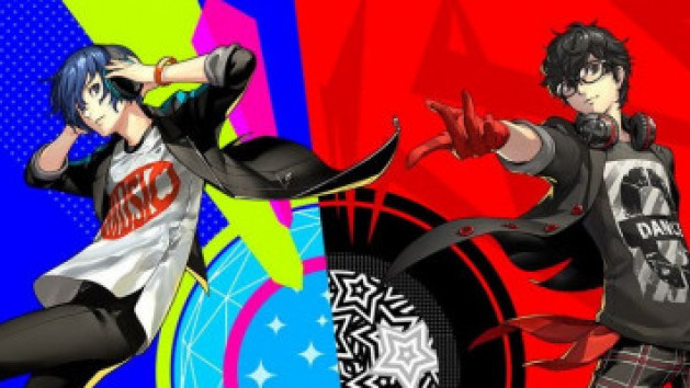Persona 5 : Dancing in Starlight